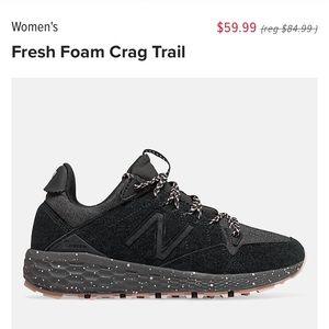 New Balance Fresh Foam Crag Trail sneakers